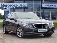 Used Mercedes E220 E-Class CDI BlueEFFICIENCY 7G-Tronic xecutive S