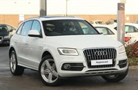 Used Audi Q5 T FSI quattro S Line Plus (225PS)