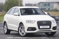 Used Audi Q3 TDI (140ps) S-Line