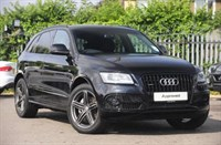 Used Audi Q5 TDI quattro S Line Plus (245PS)
