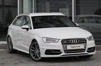 Used Audi S3 T FSI quattro 300 PS