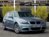 Used BMW 318 3-series M Sport (318d Steptronic)