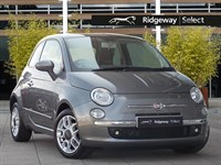 Used Fiat 500 Lounge TwinAir