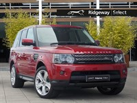 Used Land Rover Range Rover Sport HSE Black Edition  SDV6
