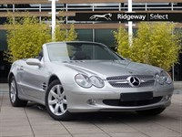 Used Mercedes 350 SL-Class Sequentronic