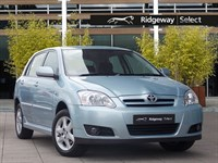 Used Toyota Corolla Colour Collection