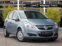 Used Vauxhall Corsa Life CDTi ecoFLEX