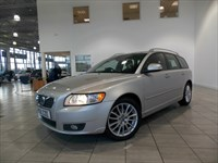 Used Volvo V50 SE Lux Edition (D2 DRIVe Start/Stop)