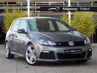 Used VW Golf R TSi DSG 4Motion