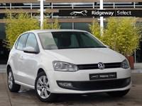 Used VW Polo Match DSG