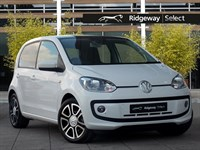 Used VW Up BlueMotion Tech High up