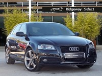 Used Audi A3 TFSI BLACK EDITION S-TRONIC