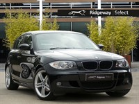 Used BMW 118d 1-series M SPORT *STOP/START TECH*
