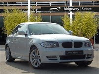 Used BMW 123d 1-series SE *ONE OWNER*
