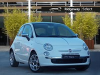 Used Fiat 500 TwinAir Lounge