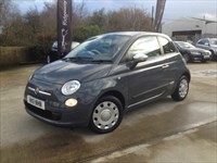 Used Fiat 500 Pop (Dualogic)