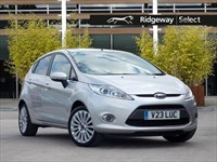 Used Ford Fiesta TITANIUM 95