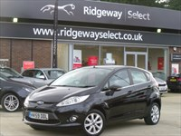 Used Ford Fiesta 1.25 ZETEC 82