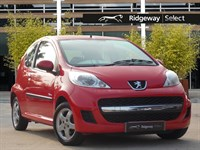 Used Peugeot 107 VERVE *ONLY ??20 TAX*