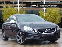 "Used Volvo S60 D3 R DESIGN 160 *BLUETOOTH**18"" WHEELS*"