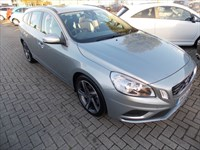 Used Volvo V60 DRIVE R DESIGN 115