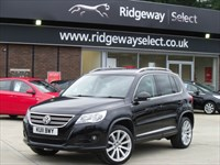 Used VW Tiguan R Line DSG (TDi 4Motion)