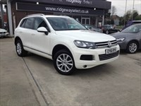 Used VW Touareg V6 TDi SE 204PS BLUEMOTION