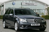 Used Mercedes C180 C-Class CGI Blue efficiency Sport
