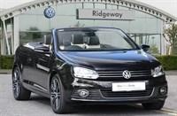 Used VW Eos TDi Exclusive BlueMotion Cabriolet