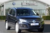Used VW Tiguan TDI Match 4Motion