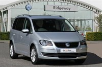 Used VW Touran TDI Match (105 PS) 7-Seat