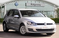 Used VW Golf TSI S (122 PS)