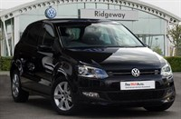 Used VW Polo TDI (75ps) Match