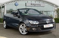 Used VW Eos TDi Sport BlueMotion Cabriolet