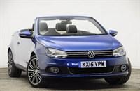 Used VW Eos TDi Exclusive BlueMotion DSG Cabriolet