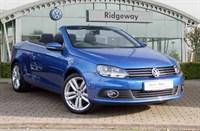 Used VW Eos TDi Sport BlueMotion Cabriolet