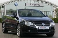 Used VW Eos TDI CR (140 PS) Sport Cabriolet