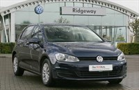Used VW Golf TSI S (122 PS) DSG
