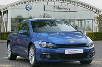 Used VW Scirocco TDI GT BlueMotion