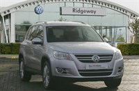 Used VW Tiguan TDI Sport 4Motion