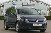 Used VW Touran TDI BlueMotion SE (140 PS)