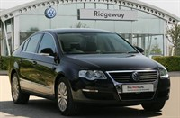 Used VW Passat TDI Highline Plus BlueMotion (140 PS)