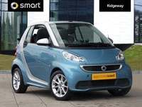 Used Smart Car Fortwo Cabrio Turbo Passion Softouch 2dr