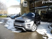 Used Land Rover Range Rover SD4 Dynamic 3dr