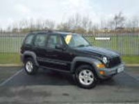 Used Jeep Cherokee Sport 5dr