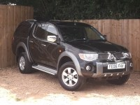 Used Mitsubishi L200 Double Cab DI-D Animal 4WD Auto 158Bhp