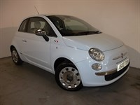 Used Fiat 500 POP