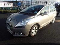 Used Peugeot 5008 1.6 HDi 110 Sport 5Dr EGC