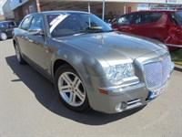 Used Chrysler 300C 300C V6 CRD 4Dr Auto