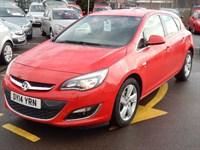 Used Vauxhall Astra CDTi 16V ecoFLEX SRi 5dr Hatchback